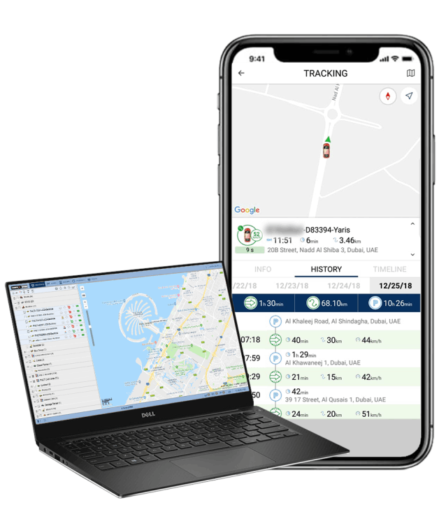 Vertex Intelligent Fleet Management Solution - Gredenza